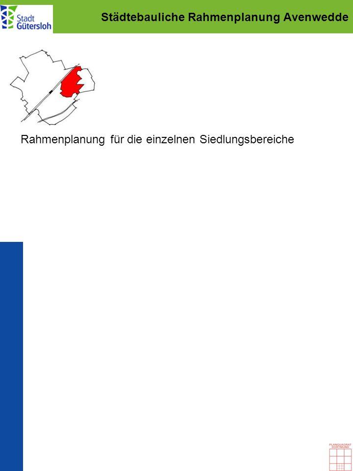 Städtebauliche Rahmenplanung Avenwedde