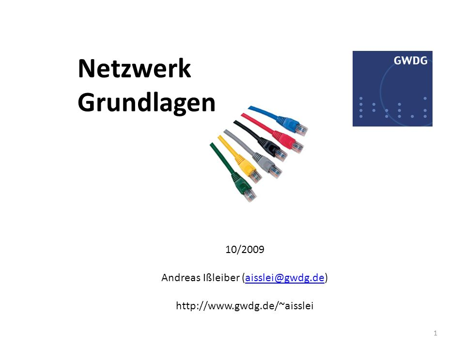 Andreas Ißleiber (aisslei@gwdg.de)