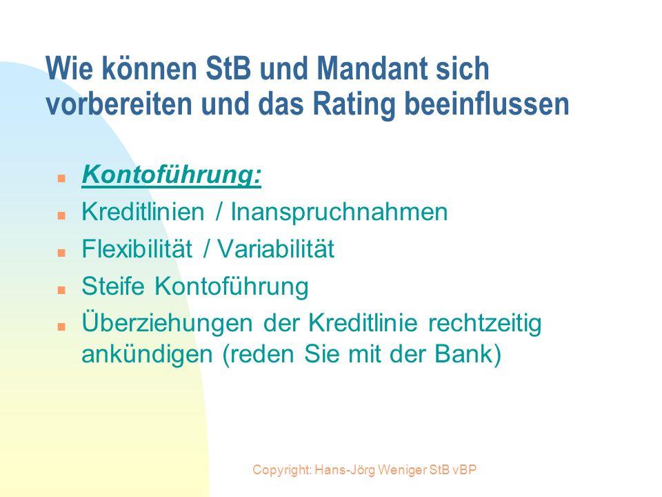 Copyright: Hans-Jörg Weniger StB vBP