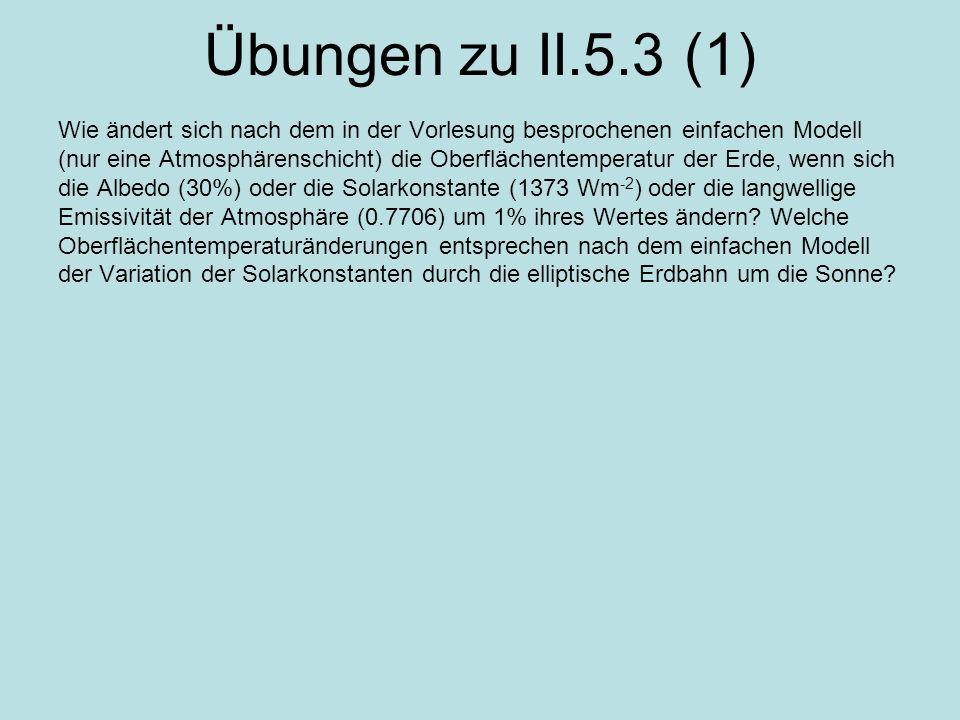Übungen zu II.5.3 (1)