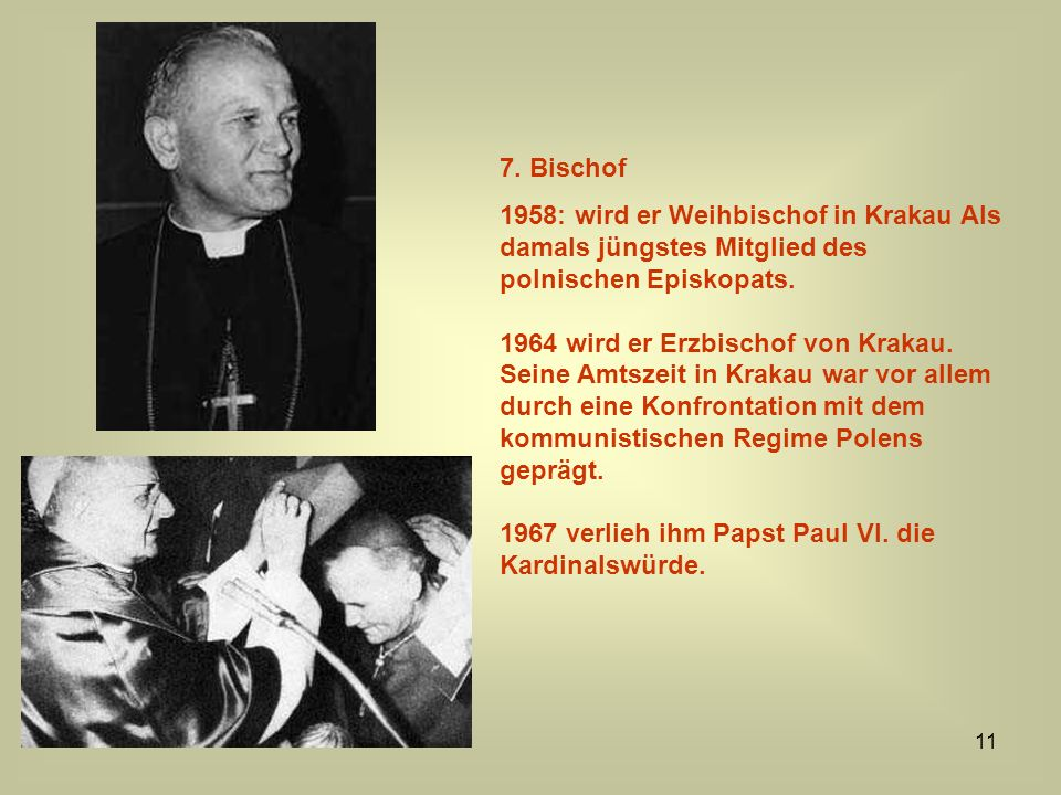 7. Bischof