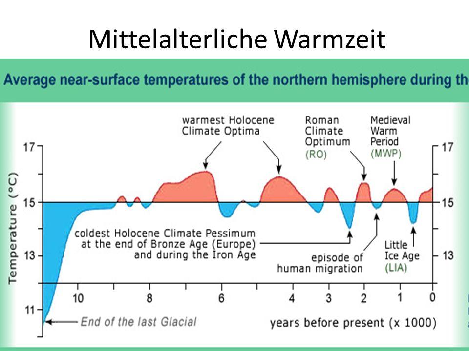 Mittelalterliche Warmzeit