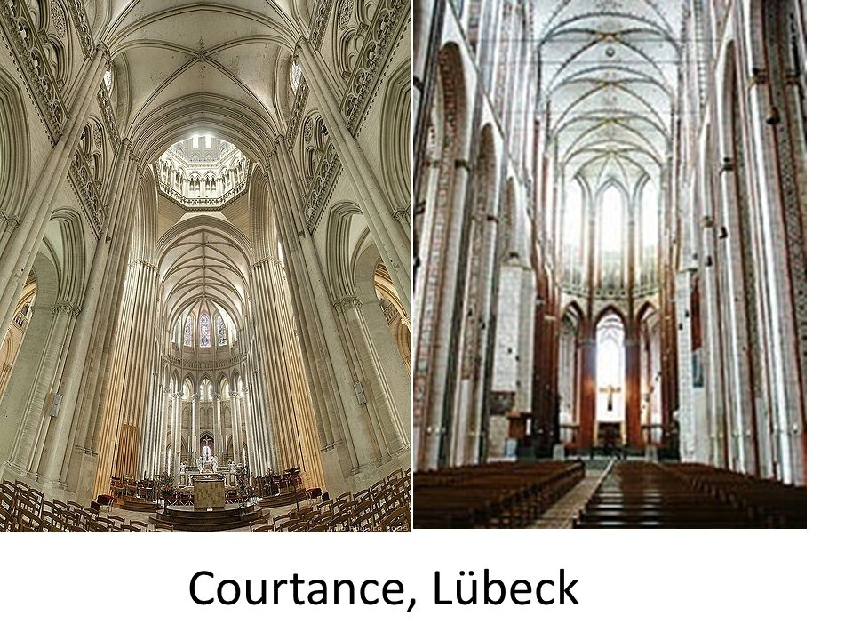 Courtance, Lübeck