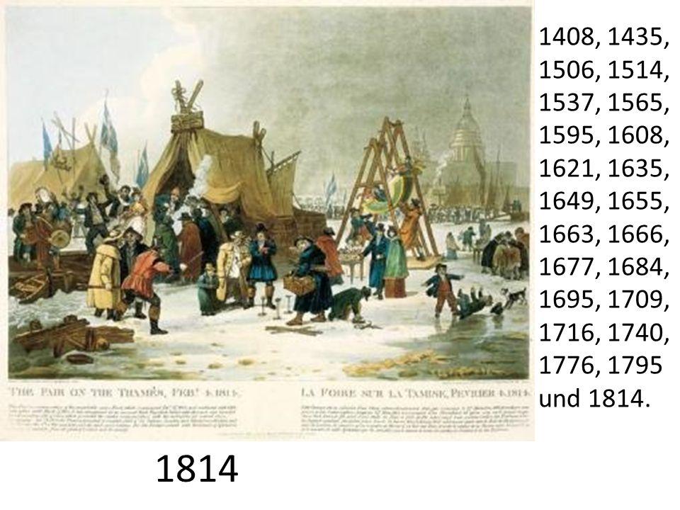 1408, 1435, 1506, 1514, 1537, 1565, 1595, 1608, 1621, 1635, 1649, 1655, 1663, 1666, 1677, 1684, 1695, 1709, 1716, 1740, 1776, 1795 und 1814.