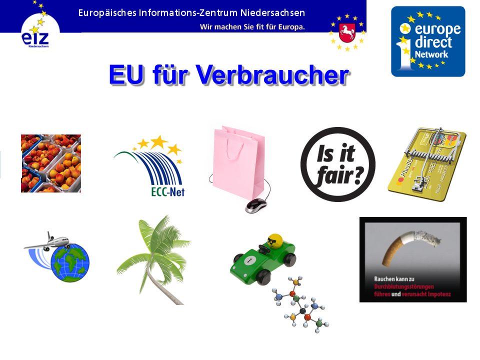 EU für Verbraucher Lebensmittelsicherheit