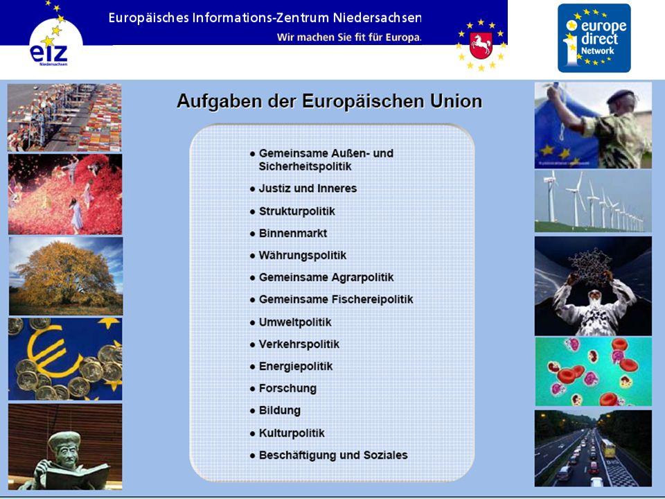 70 Prozent aller Entscheidungen, die die Menschen in Niedersachsen betreffen werden in Brüssel getroffen