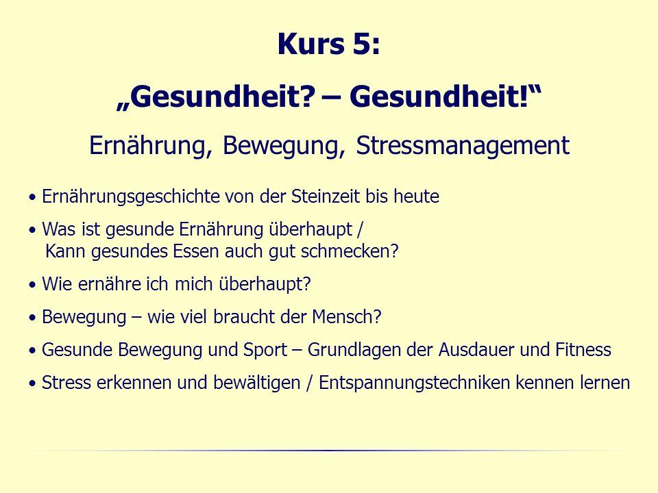 """""""Gesundheit – Gesundheit!"""
