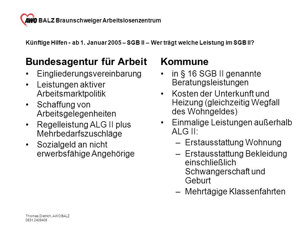 Bundesagentur für Arbeit Kommune
