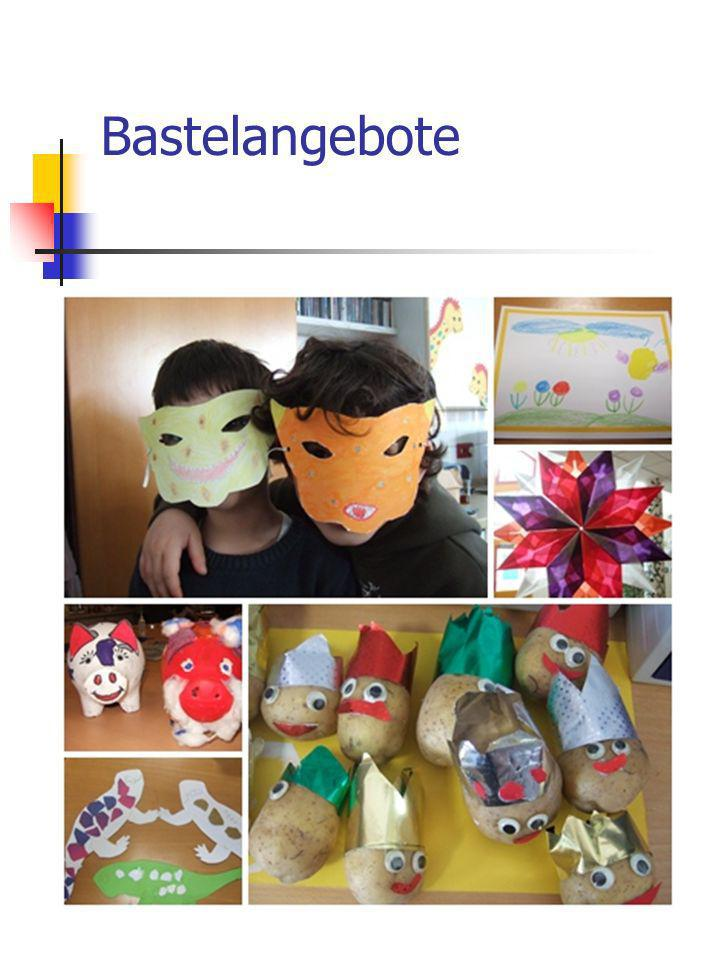 Bastelangebote