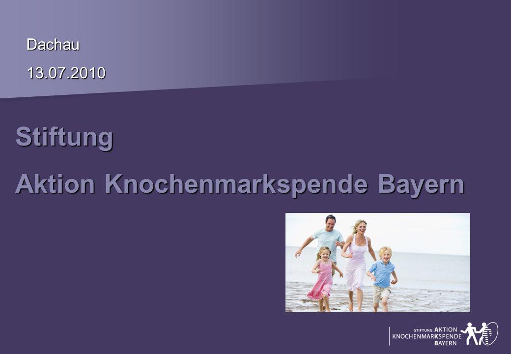 Aktion Knochenmarkspende Bayern