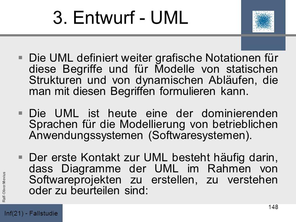 3. Entwurf - UML