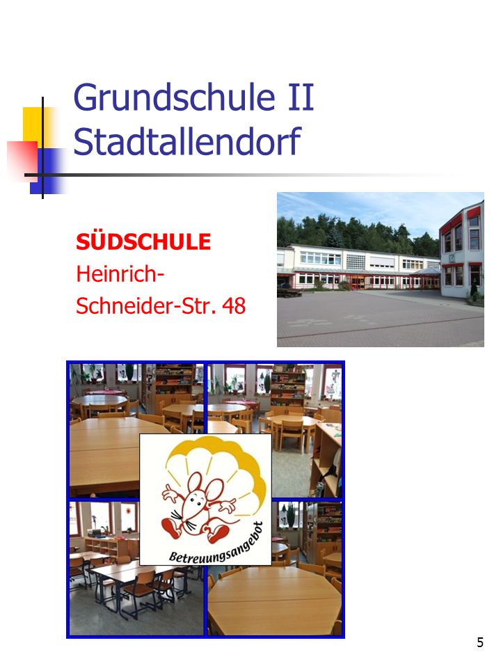 Grundschule II Stadtallendorf