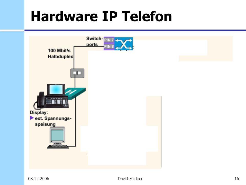 Hardware IP Telefon