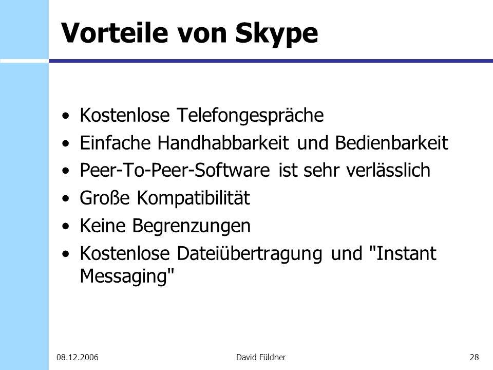 IP Telefonie David Füldner ppt herunterladen