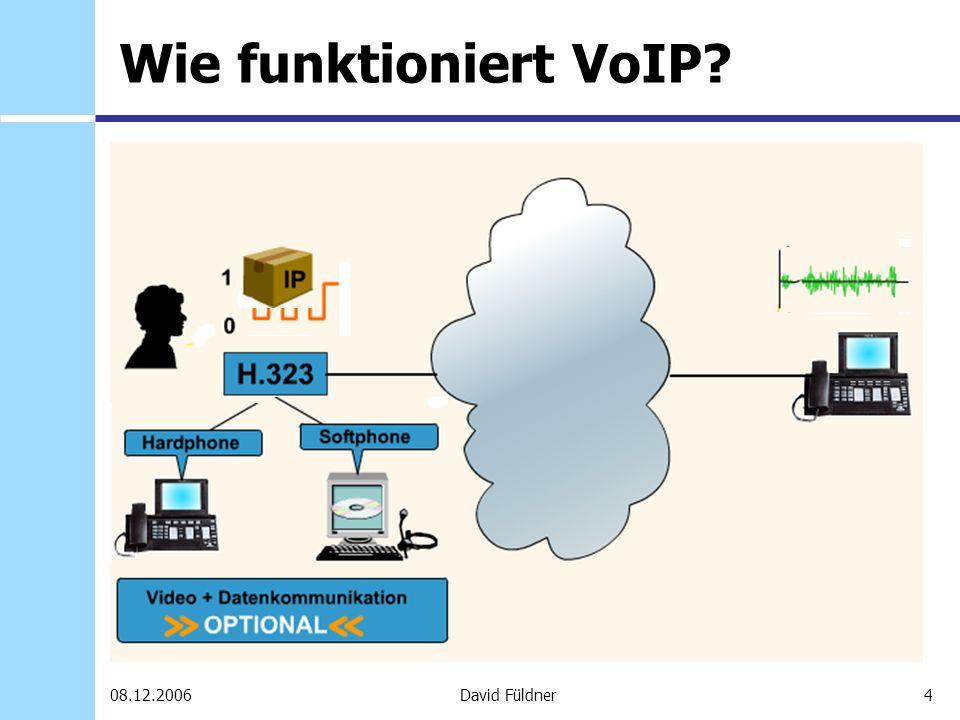 Wie funktioniert VoIP
