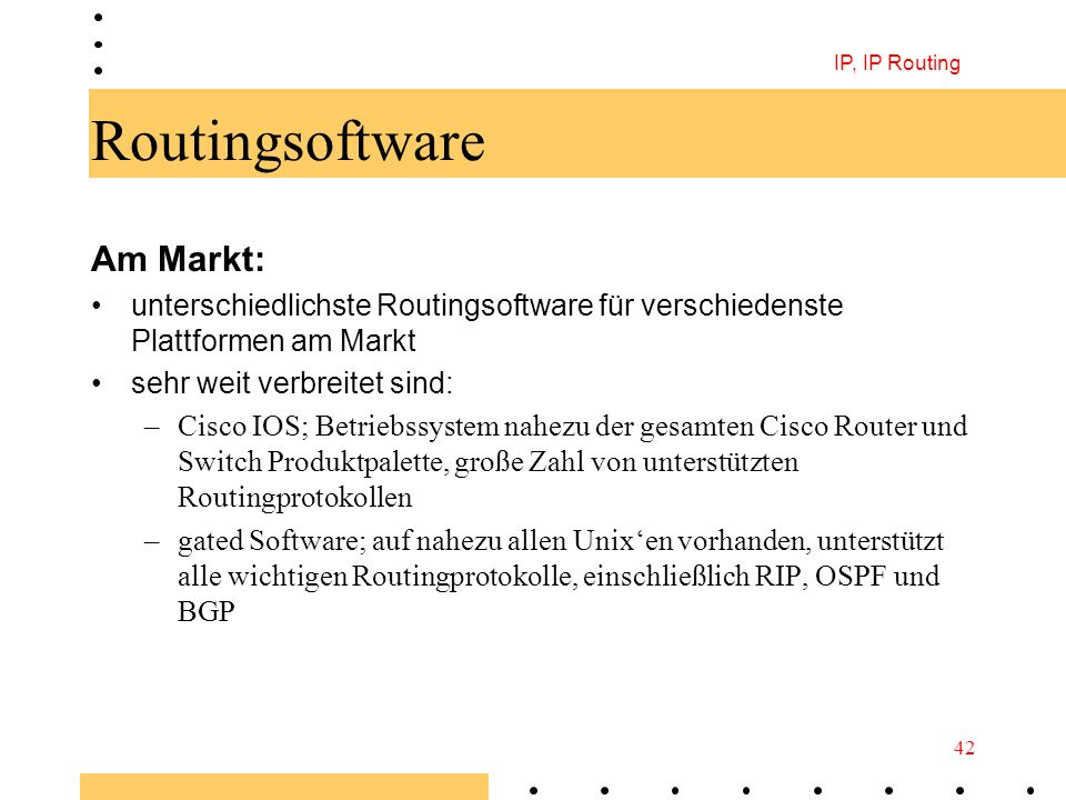 Routingsoftware Am Markt:
