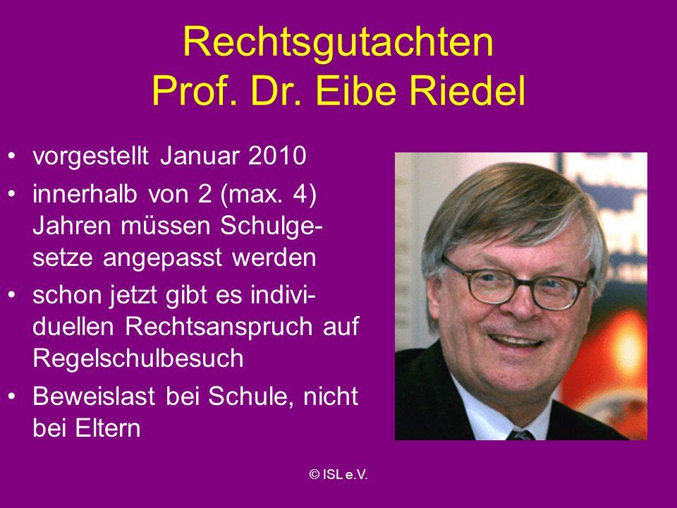 Rechtsgutachten Prof. Dr. Eibe Riedel