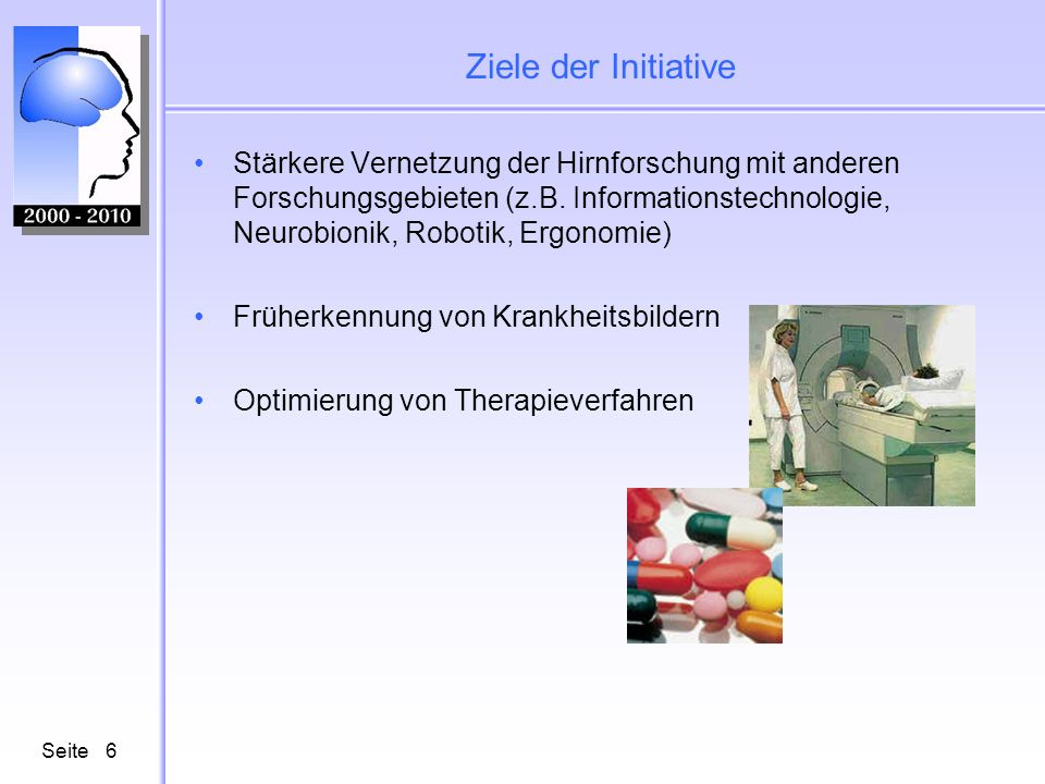Ziele der Initiative