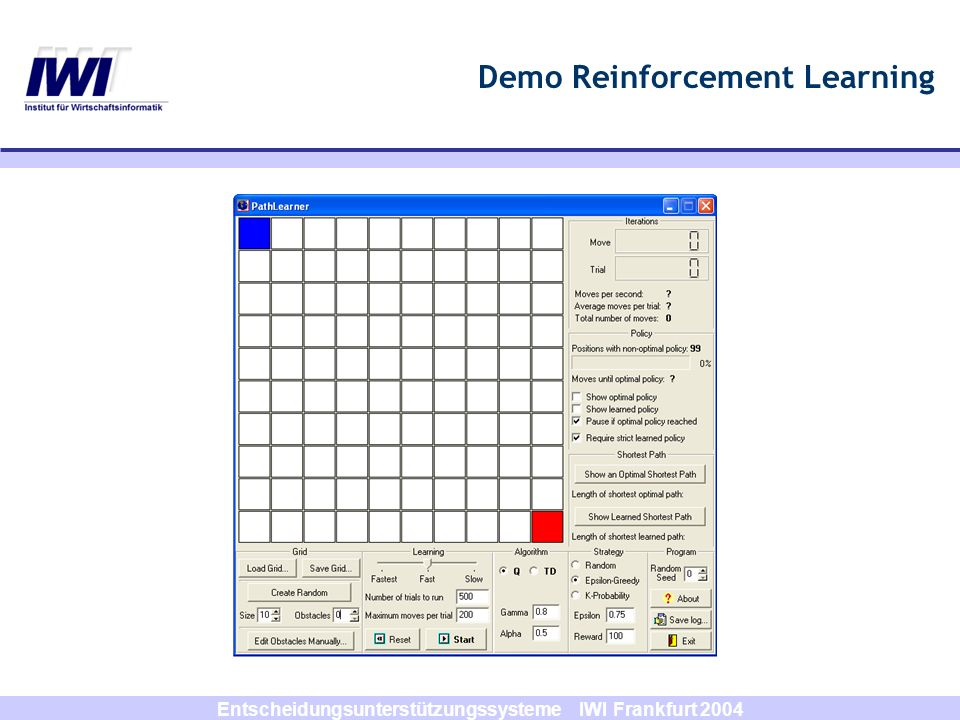 Demo Reinforcement Learning