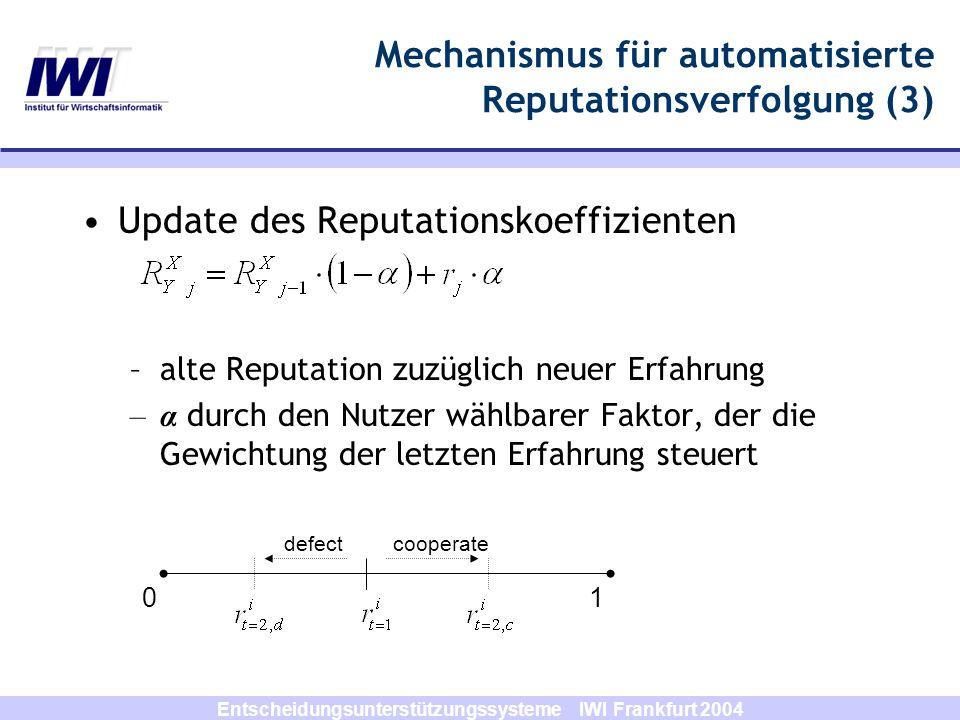 Mechanismus für automatisierte Reputationsverfolgung (3)