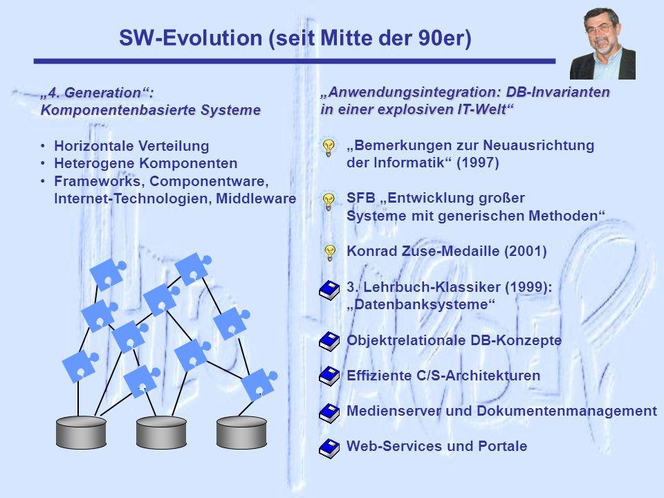 SW-Evolution (seit Mitte der 90er)