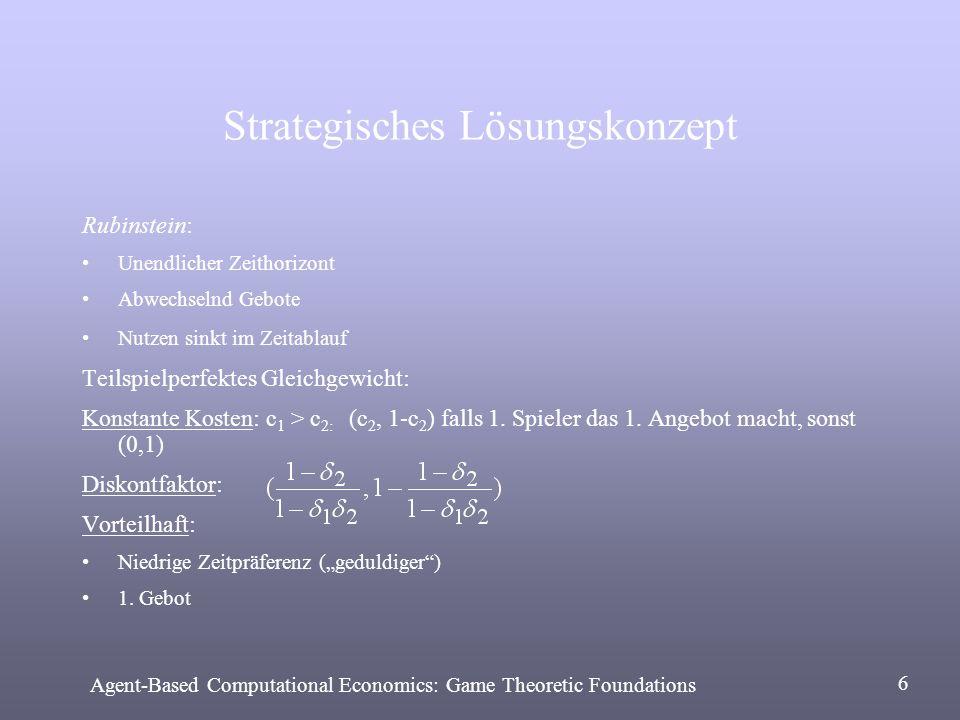 Strategisches Lösungskonzept