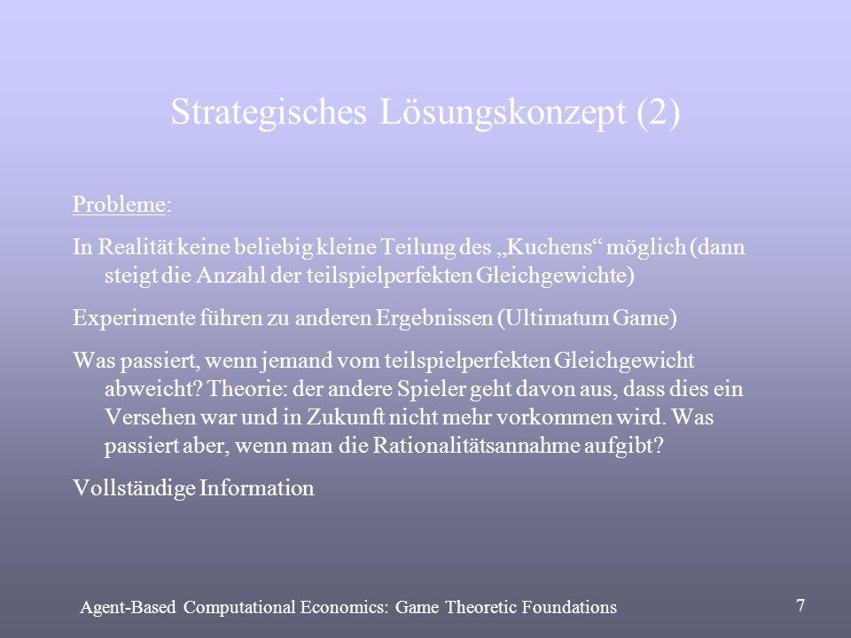 Strategisches Lösungskonzept (2)