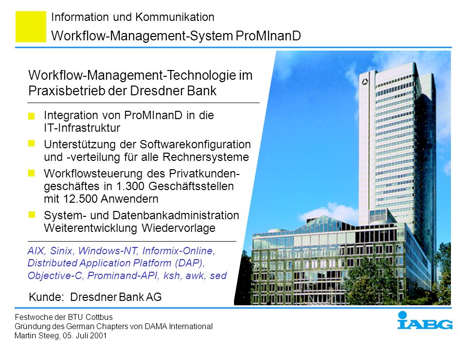 Workflow-Management-System ProMlnanD