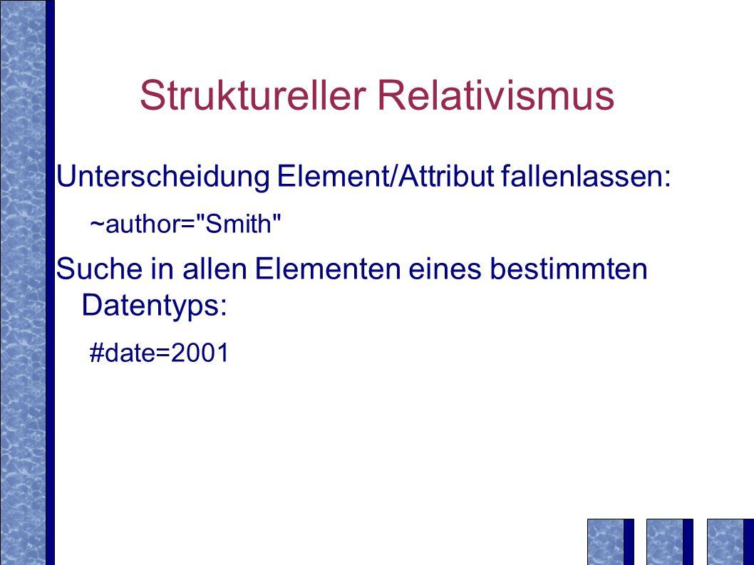Struktureller Relativismus