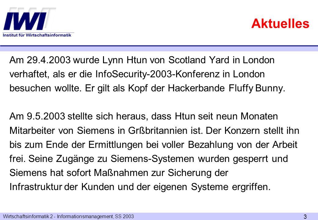 Aktuelles Am 29.4.2003 wurde Lynn Htun von Scotland Yard in London