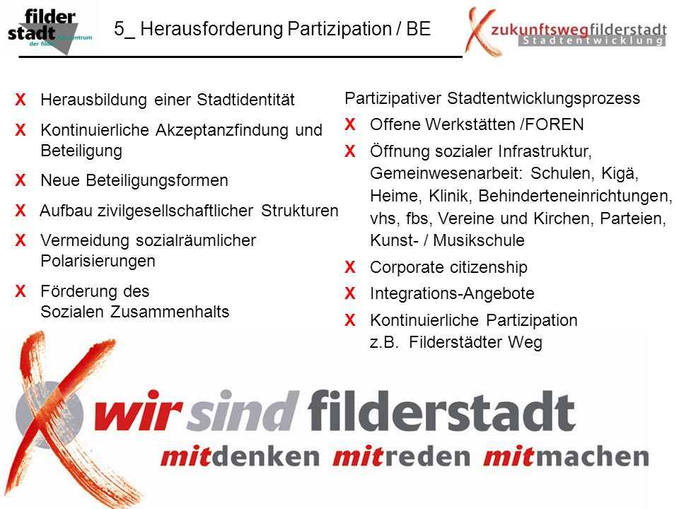5_ Herausforderung Partizipation / BE