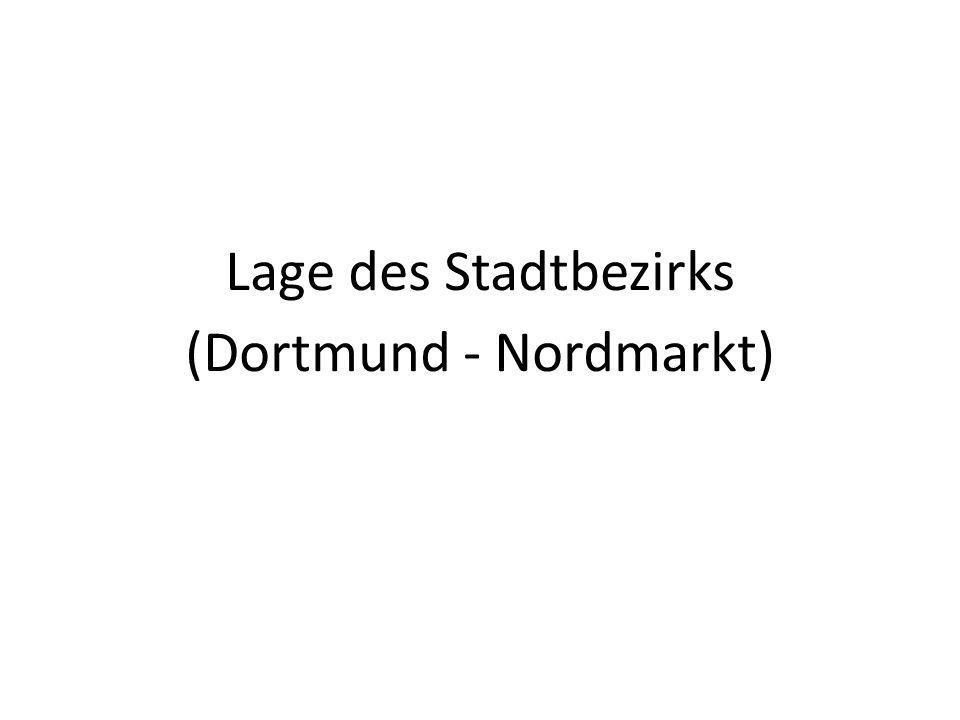 (Dortmund - Nordmarkt)