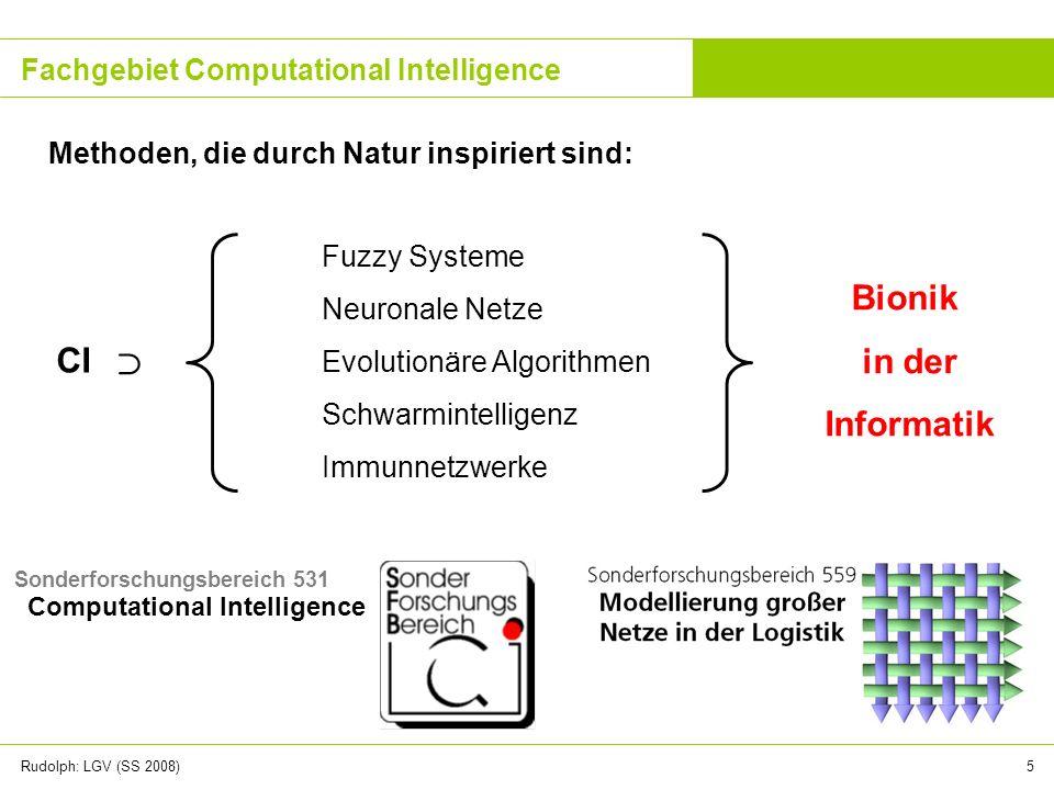 Bionik in der Informatik