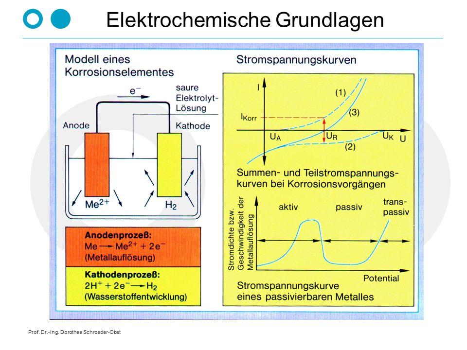 Elektrochemische Grundlagen
