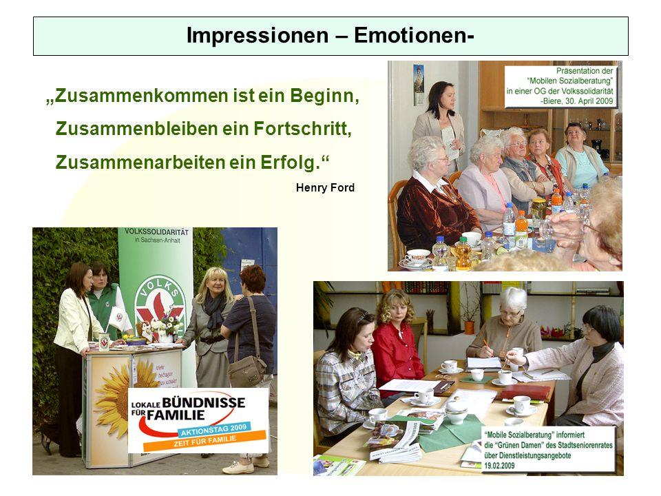Impressionen – Emotionen-