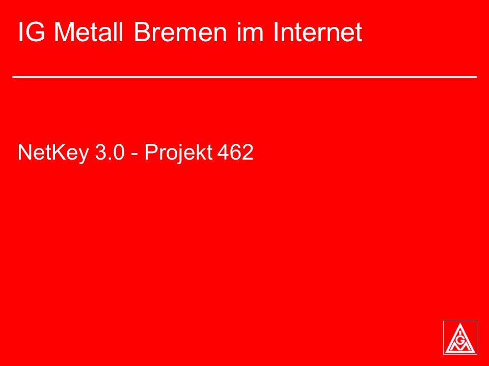 IG Metall Bremen im Internet