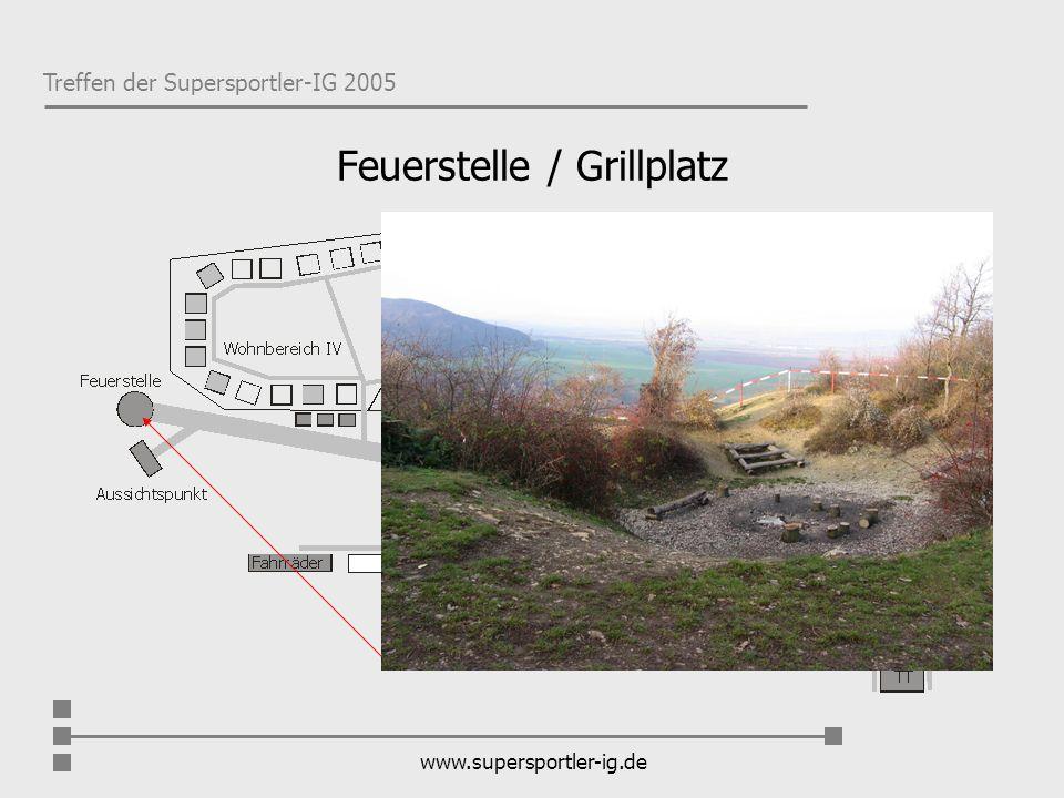 Feuerstelle / Grillplatz