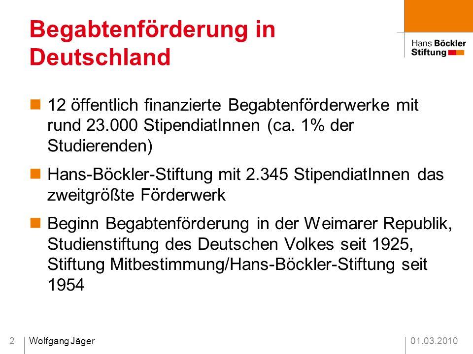 Begabtenförderung in Deutschland