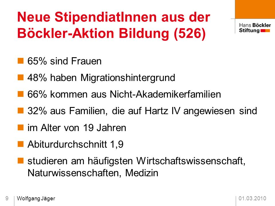 Neue StipendiatInnen aus der Böckler-Aktion Bildung (526)
