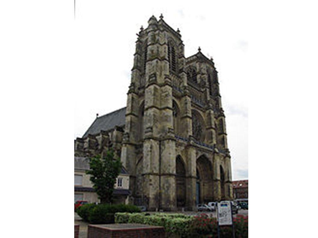 Abteikirche von Corbie