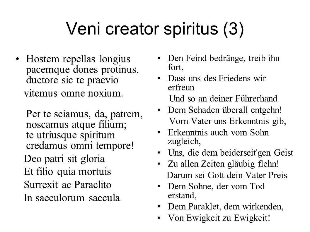 Veni creator spiritus (3)