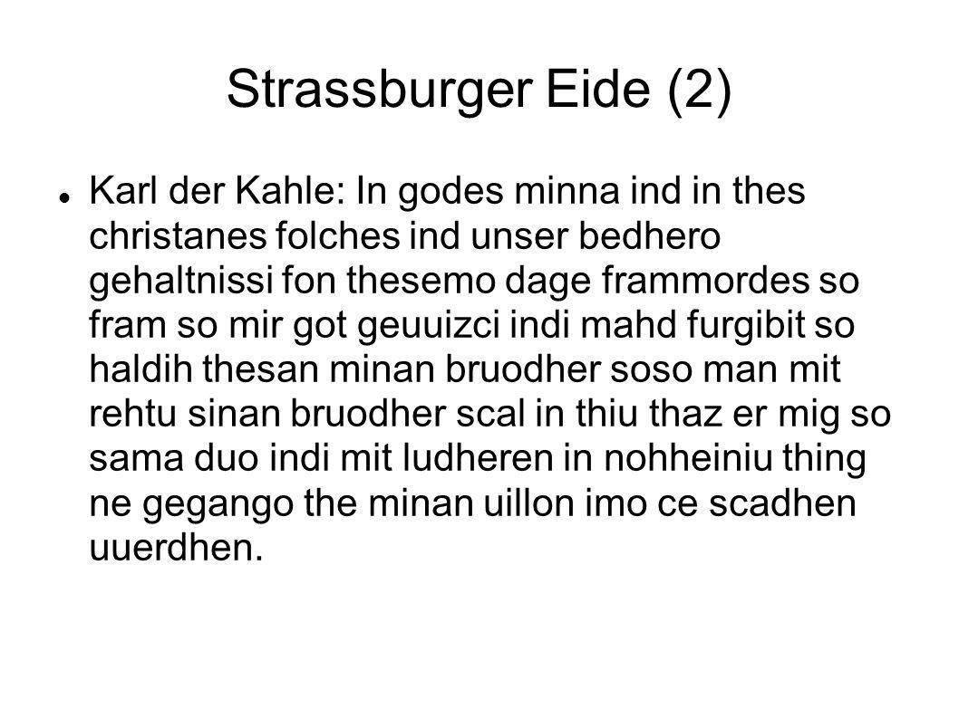 Strassburger Eide (2)