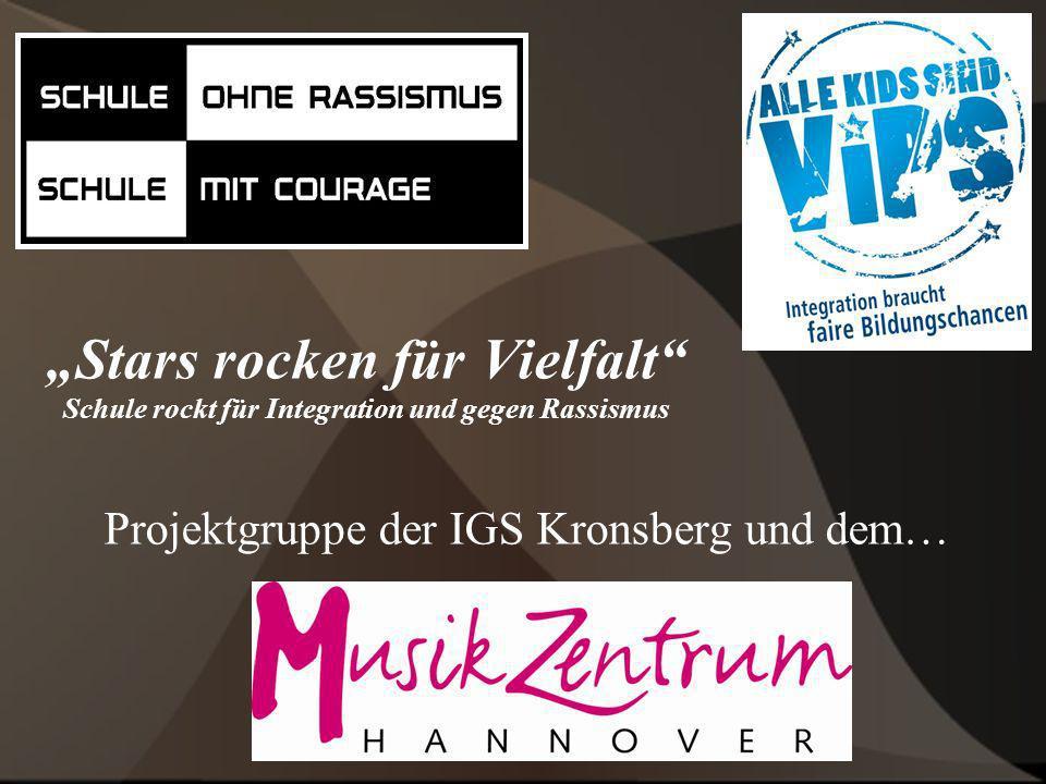 Projektgruppe der IGS Kronsberg und dem…