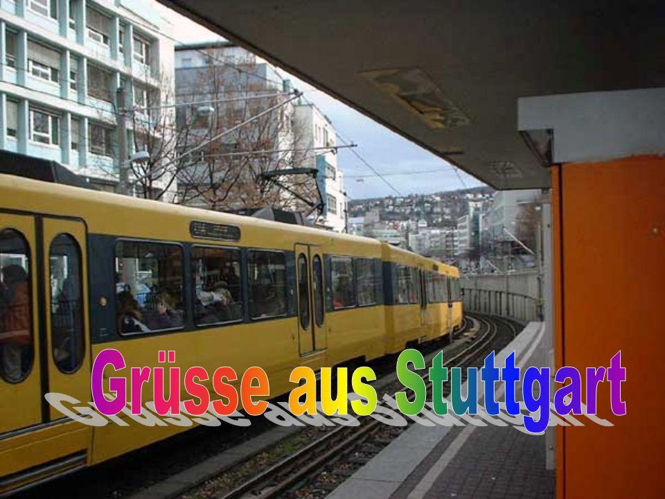 Grüsse aus Stuttgart