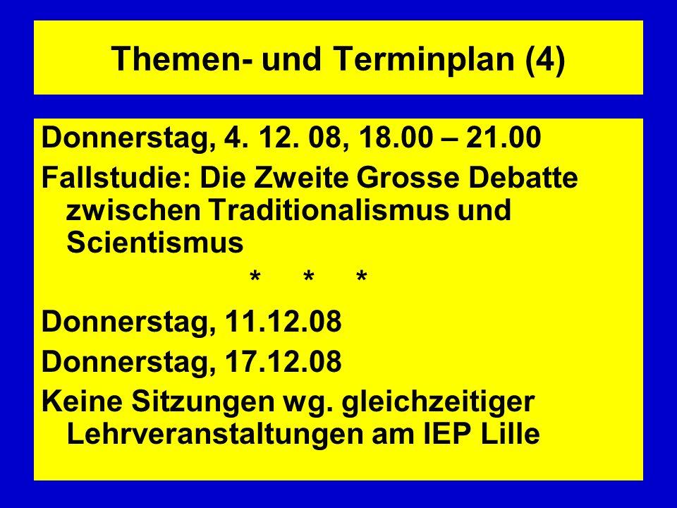 Themen- und Terminplan (4)
