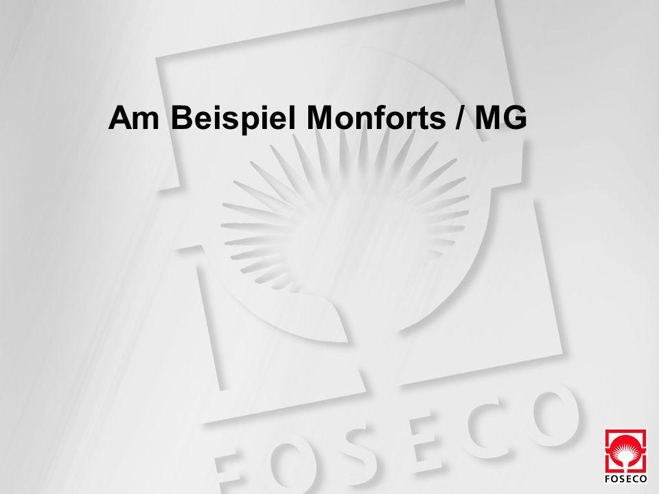 Am Beispiel Monforts / MG