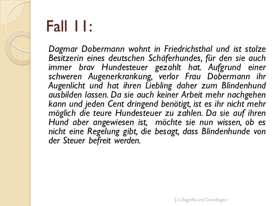 Fall 11: