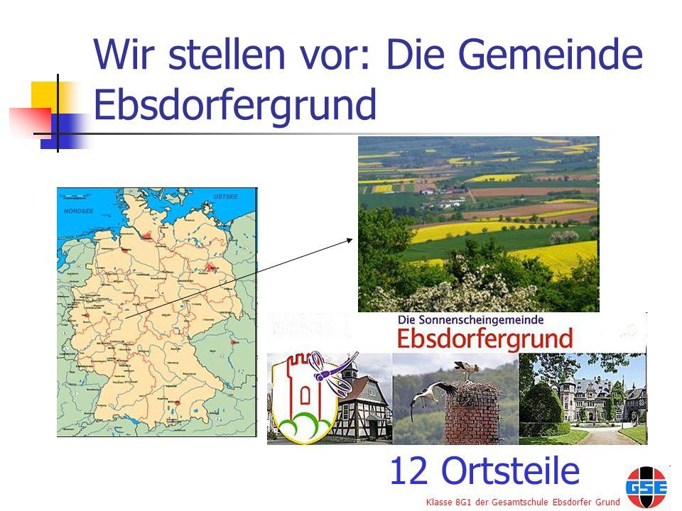 Wir stellen vor: Die Gemeinde Ebsdorfergrund