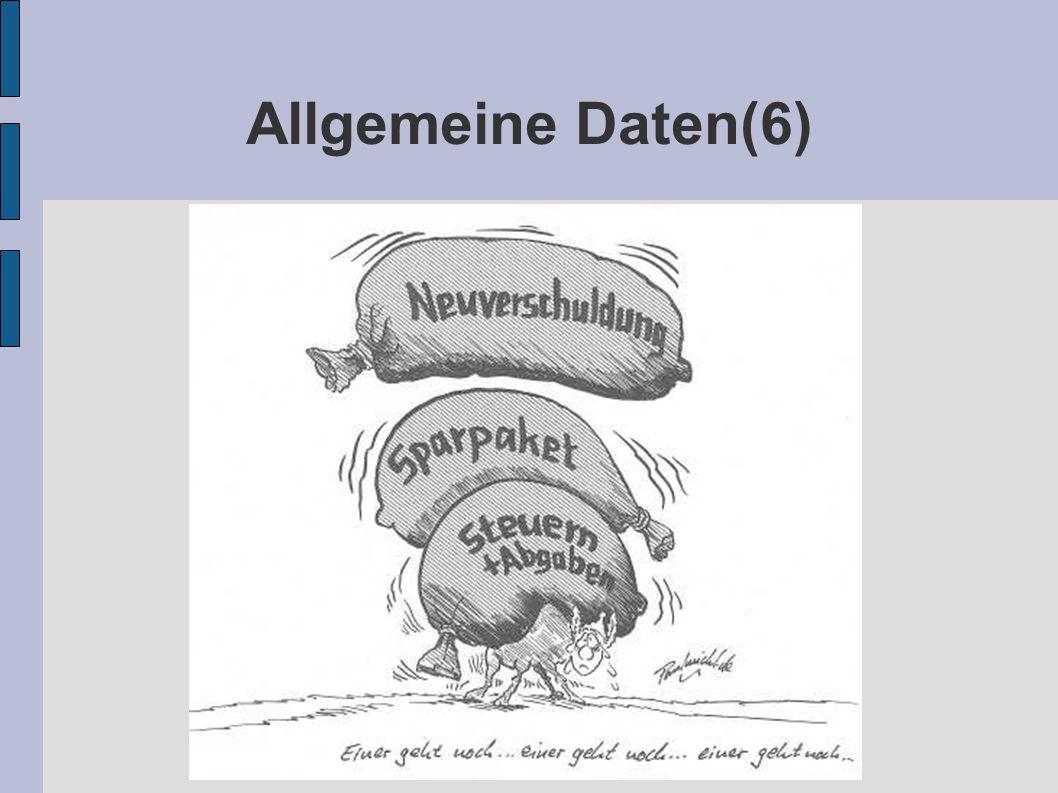 Allgemeine Daten(6)