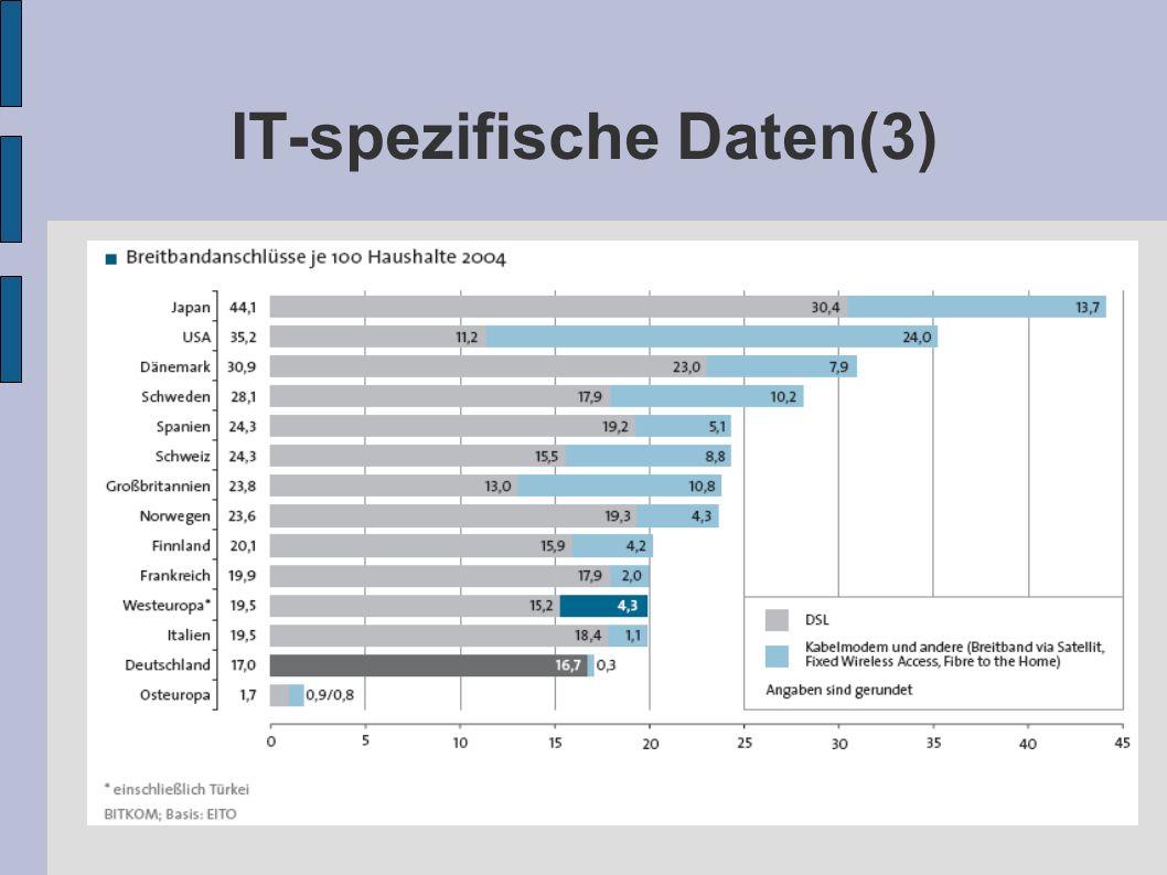 IT-spezifische Daten(3)